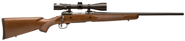 Savage Model 110 .243 Caliber. The ultimate deer rifle