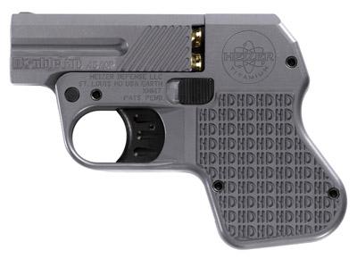 Heizer Firearms DT009002 Double Tap Titanium Frame