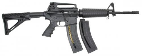 Chiappa M4 22LR Carbine Black, 500063