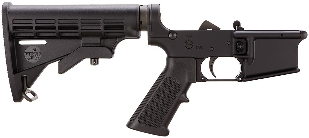 Bushmaster AR15 LOWER REC MC TELE