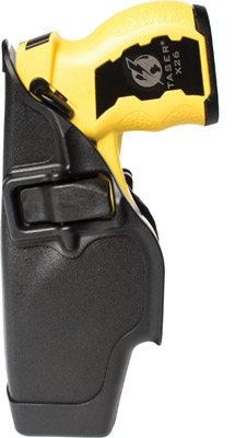 Blackhawk 44H015BKL X-26 Belt Loop Fits Most Duty
