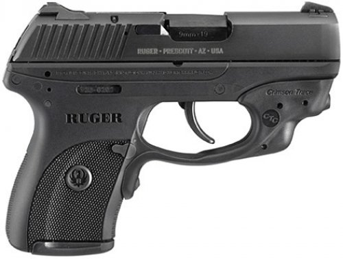 ruger 3212 lc9 7 1 9mm 3 12 w crimson trace 419 00