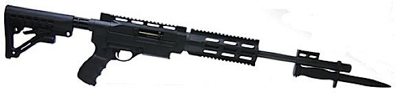 Archangel AA597R ARS Rifle Polymer Black