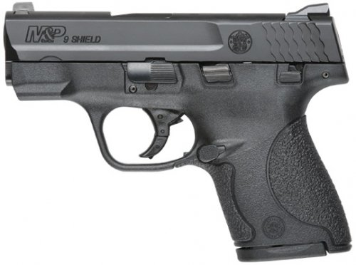 Smith & Wesson M&P9 SHIELD 7+1/8+1 9MM 3.1