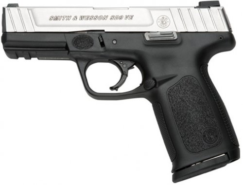 S&W SD9VE 16+1 9mm 4
