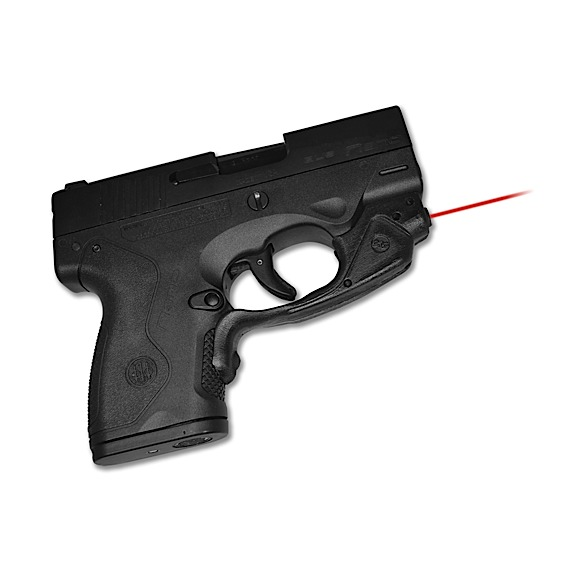 Crimson Trace LG483 LaserGuard 633 nm Intensity