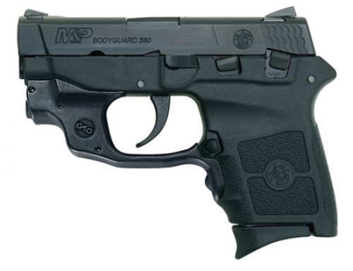 Smith & Wesson BODYGUARD 380 2.75 GREEN Crimson Trace LASER
