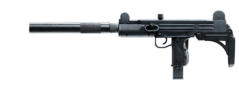 Uzi Tactical Rifle Semi-Auto 22LR 16\