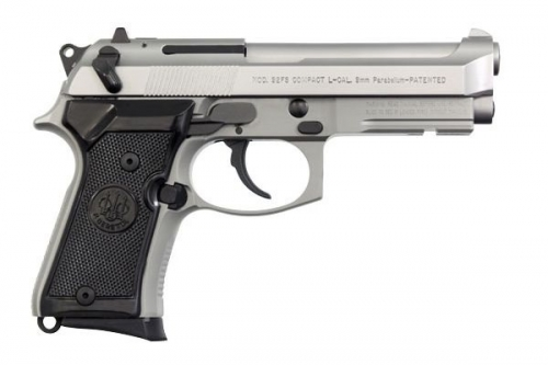 Beretta 92FS Compact 9mm 13+1 4 25 2 Mags