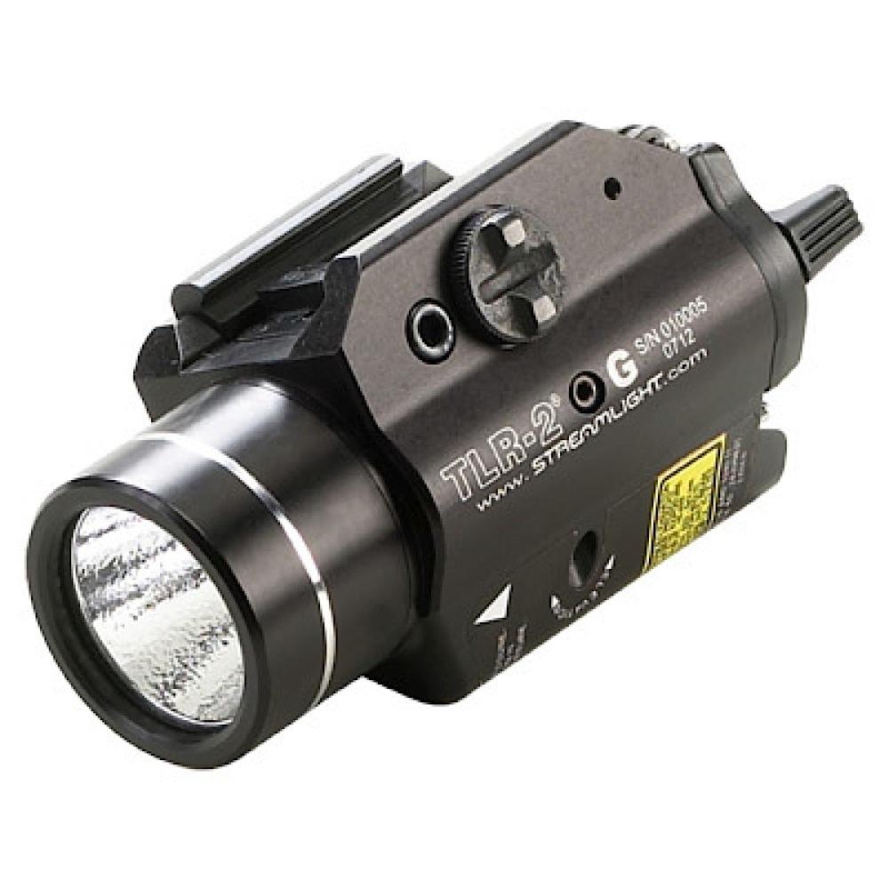 Streamlight 69250 Tlr 2 G Weapon Light Green Laser 282 00