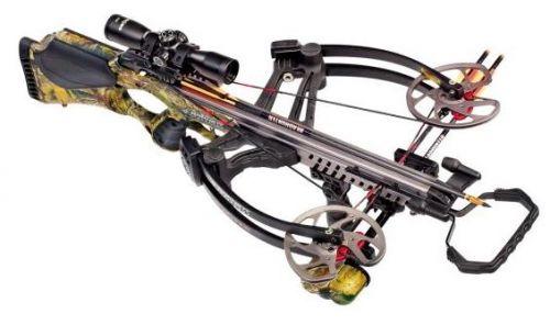 Barnett 78078 Wildcat C5 Crossbow/Scope Package 4X32 Camo