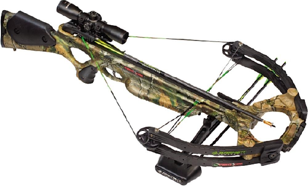 Barnett 78015 Predator Crossbow/Scope Package 4X32