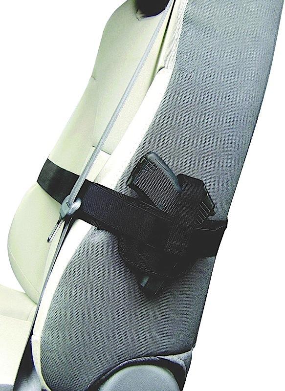 PSPI 036SH Car Seat Holster Small Frame Handgun $11.66