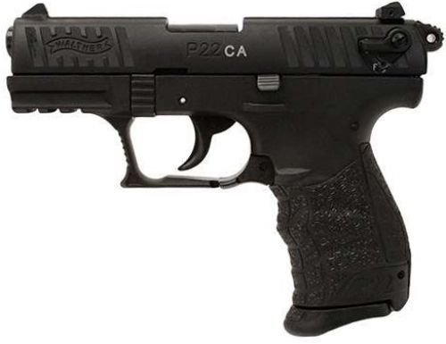 Walther Arms 5120333 P22 CA Pistol .22 LR  3.42\