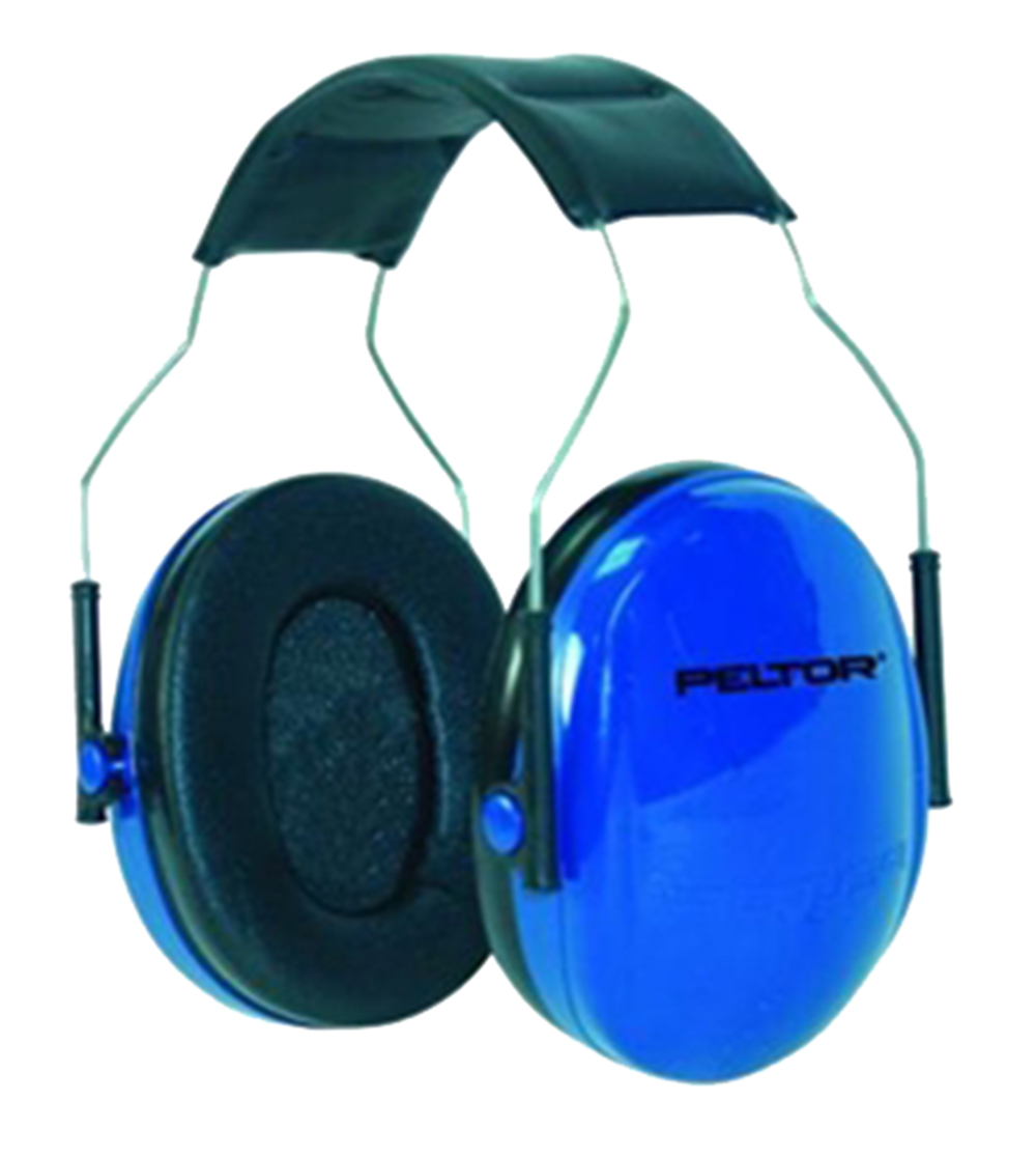 3m peltor 97023 3m junior earmuff 22 db blue adj headband. Black Bedroom Furniture Sets. Home Design Ideas