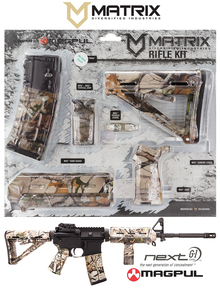 Mdi Magcomnv Magpul Comspec Ar 15 Furniture Kit
