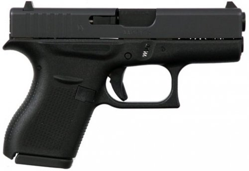 Glock G42  380ACP Basic Black
