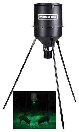 Moultrie Deer Feeder Classic Tripod Hunting Accessories Hunting ...