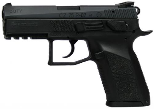 CZ-USA 91087 CZ P-07 12 1 40S&W 3.8