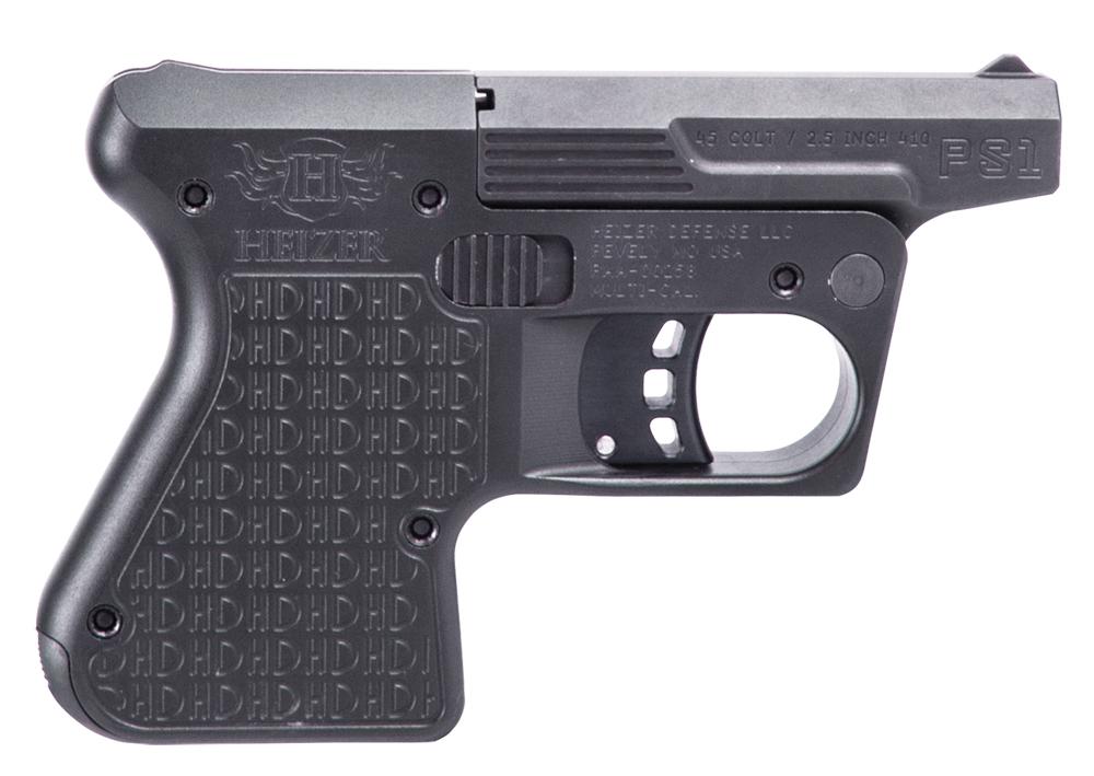 Heizer PS1BLK PS1 Pocket Shotgun DAO 45 Colt