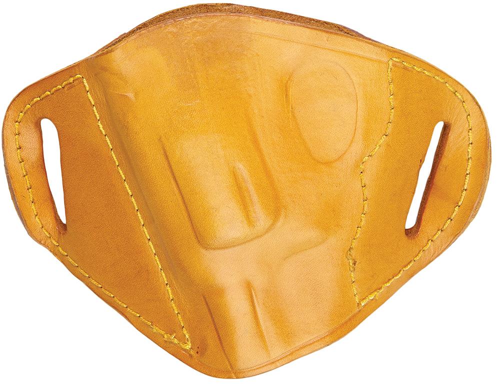 Bulldog MLTLRS Belt Slide Small J Frame Revolver Holster LH