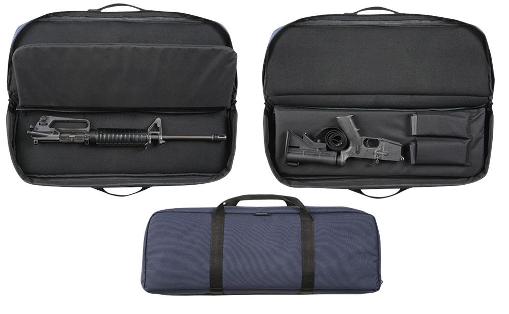Bulldog Bd475 Ultra Compact Ar 15 Discreet Carry Case 29