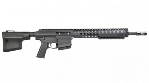 TROY Pump Action Rifle -  308 Optic Ready