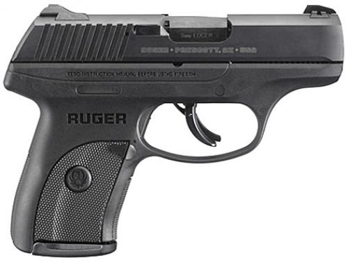 Ruger Lc9s Pro 71 9mm 312