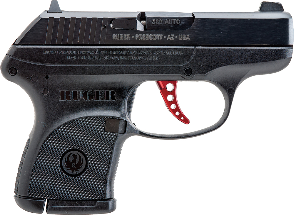 Ruger LCP 380 2.75 7R W/CS BL $325.00 SHIPS FREE