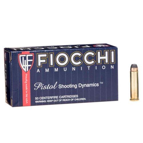 Fiocchi Shooting Dynamics 357 Magnum 158 Grains Complete Metal Jacket Ammunition, 50 Rounds Per Box