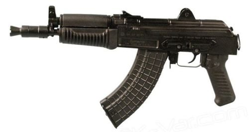 Arsenal SAM7K01 SAM7K 01 Milled Receiver AK Pistol Semi-Automatic 7 62X39mm  10