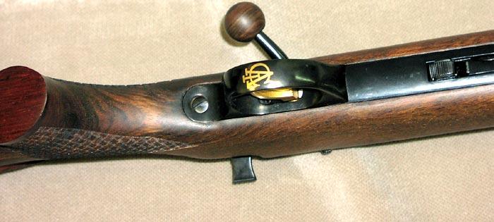 Anschutz 1710 D HB Classic  22LR 150 Year Anniversary Model