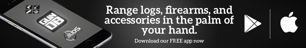 Download the free firearms management app from Buds. Range logs, firearms and accessories in the palm of your hand.