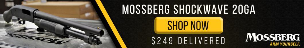 Mossberg Shockwave 20GA