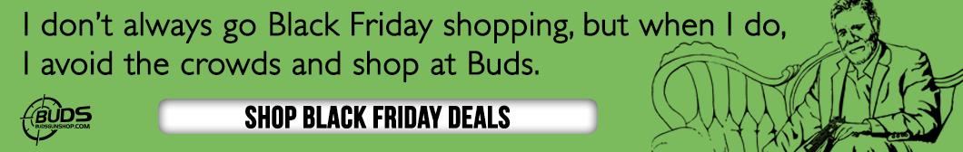 Black Friday deals from BudsGunShop.com
