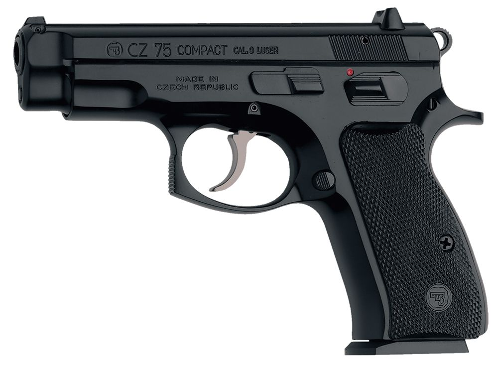 CZ USA 91190 75 Compact 14 1 9mm 38