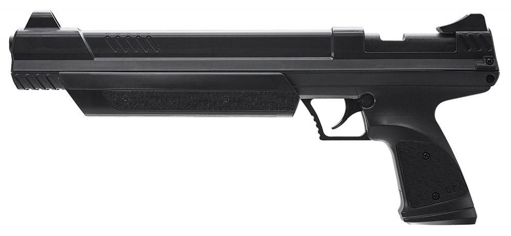 Umarex USA 2251350 Strike Point Air Pistol Bolt  177 Pellet Black