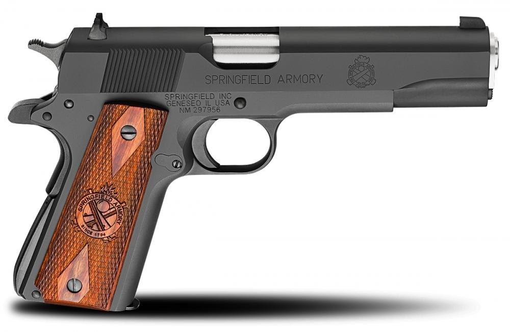 Springfield PB9108LP 1911 Mil-Spec 7+1 45ACP 5\
