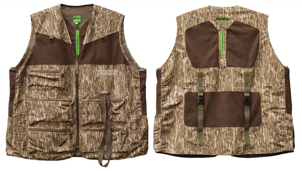 7fa9962f767bb Primos Bow Hunter Vest Gen 2 Medium/Large Mossy Oak Bottomland