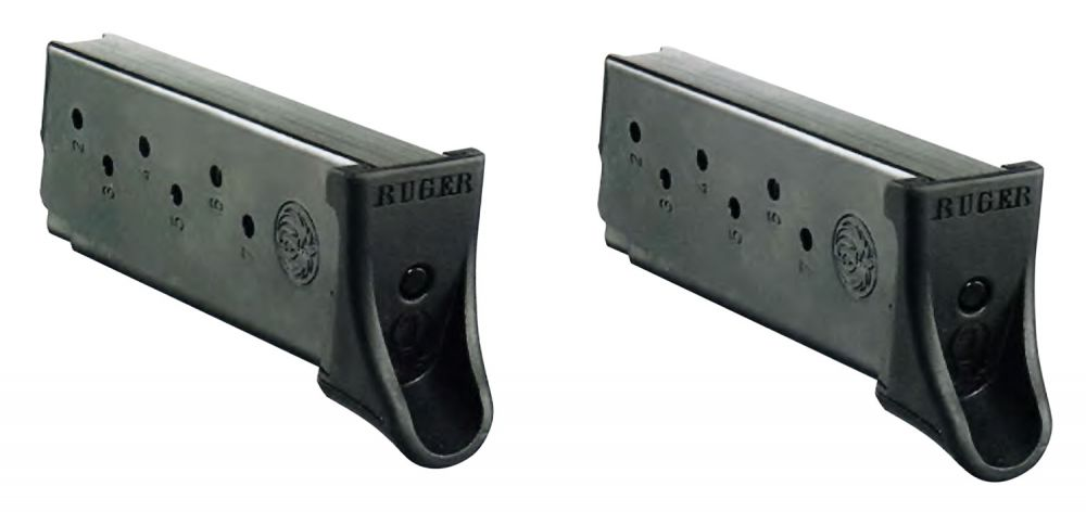 Ruger 90642 Ruger LC9/LC9S 9mm 7 rd Black Finish