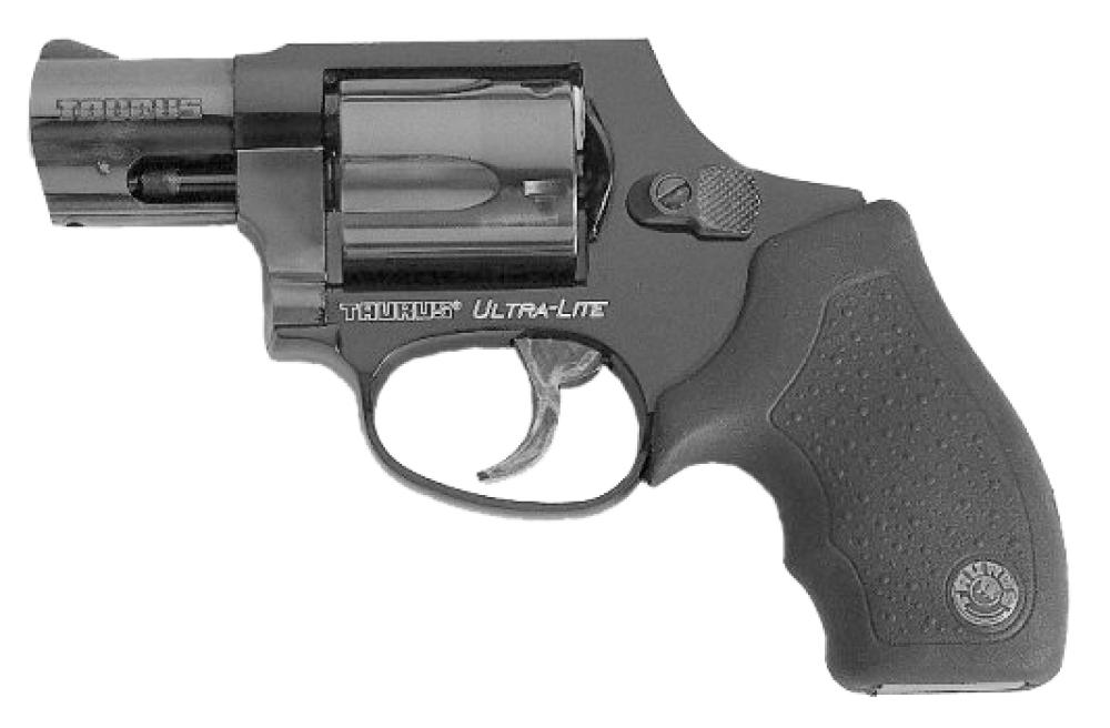 taurus 5 round 38 special w 2 barrel concealed hammer blue 267 00