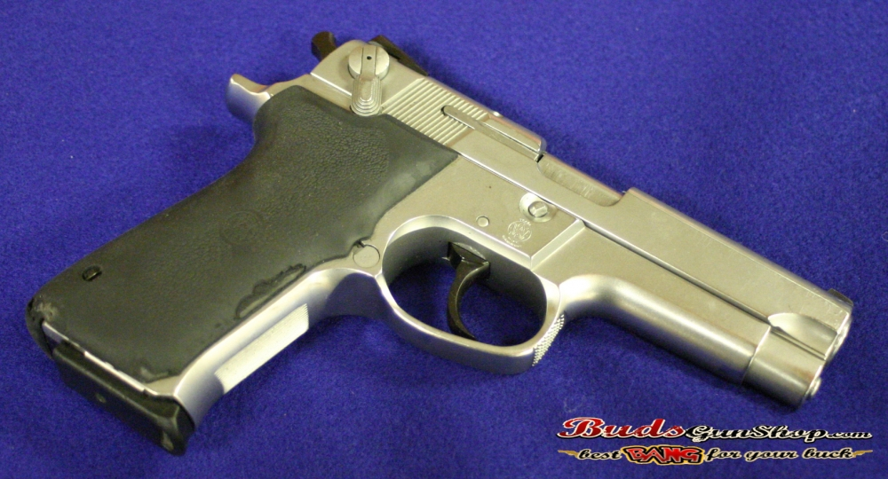 Smith & Wesson 5906 9MM 4 SS FS VERY GOOD