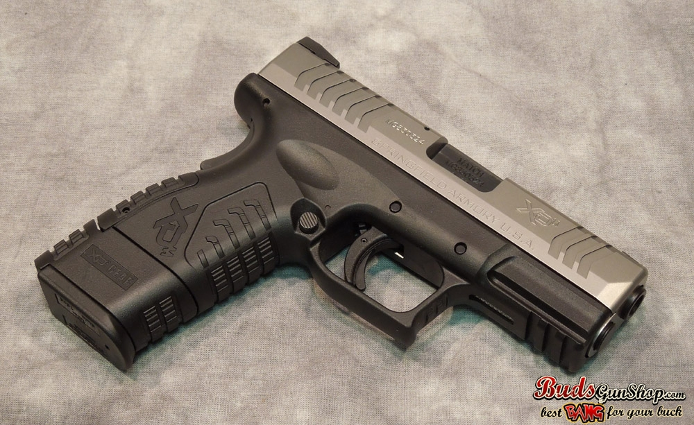 Xdm 3.8 Review Used Springfield Xdm 3.8 9mm