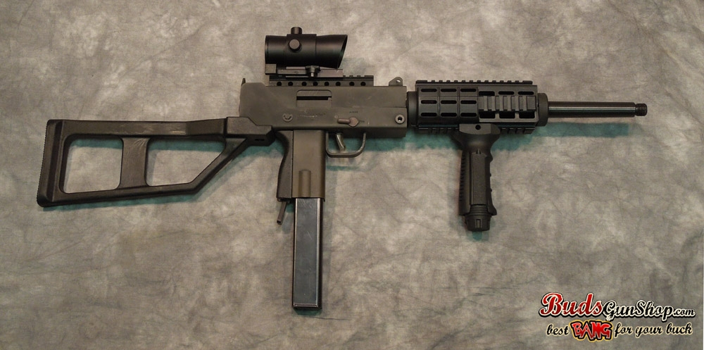 used Masterpiece Arms  45acp Carbine
