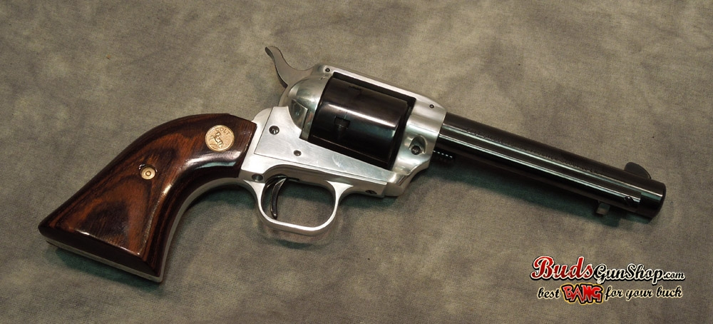 used Colt Frontier Scout 22LR Arkansas Territory