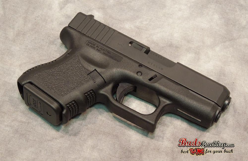 Used Glock 26 9mm 375 00