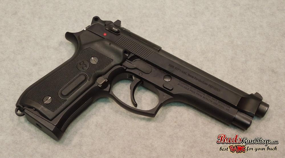 used Beretta 92FS Crimson Trace Ceiner Kit