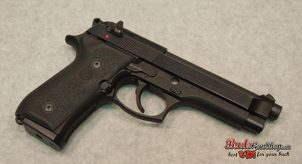 used Beretta M9
