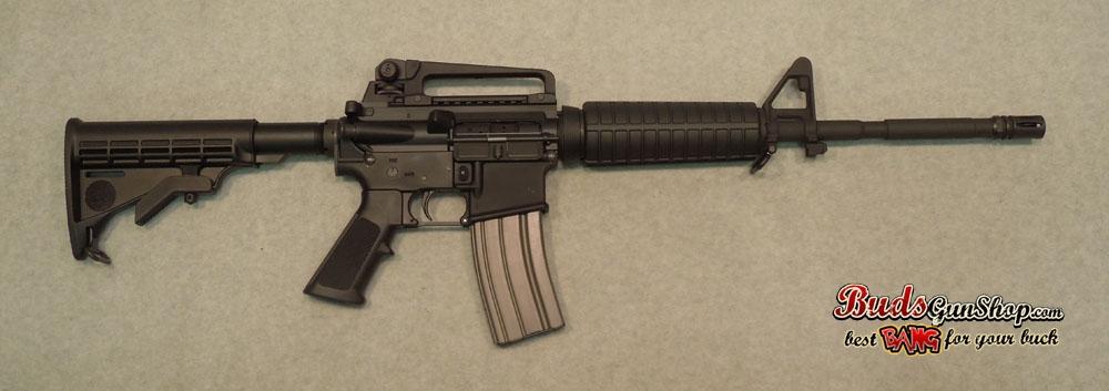 used Bushmaster AR-15 Patrolman