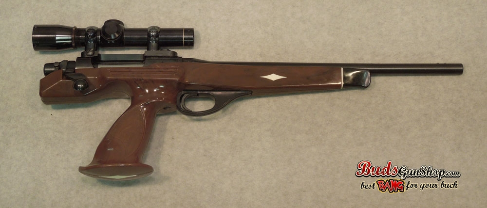 used Remington XP100 7mm BR